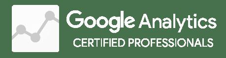 Google Analytics - Certified Pro