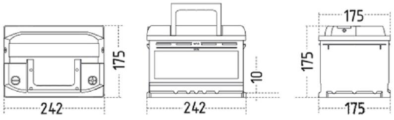 56008 ZAP EFB specs