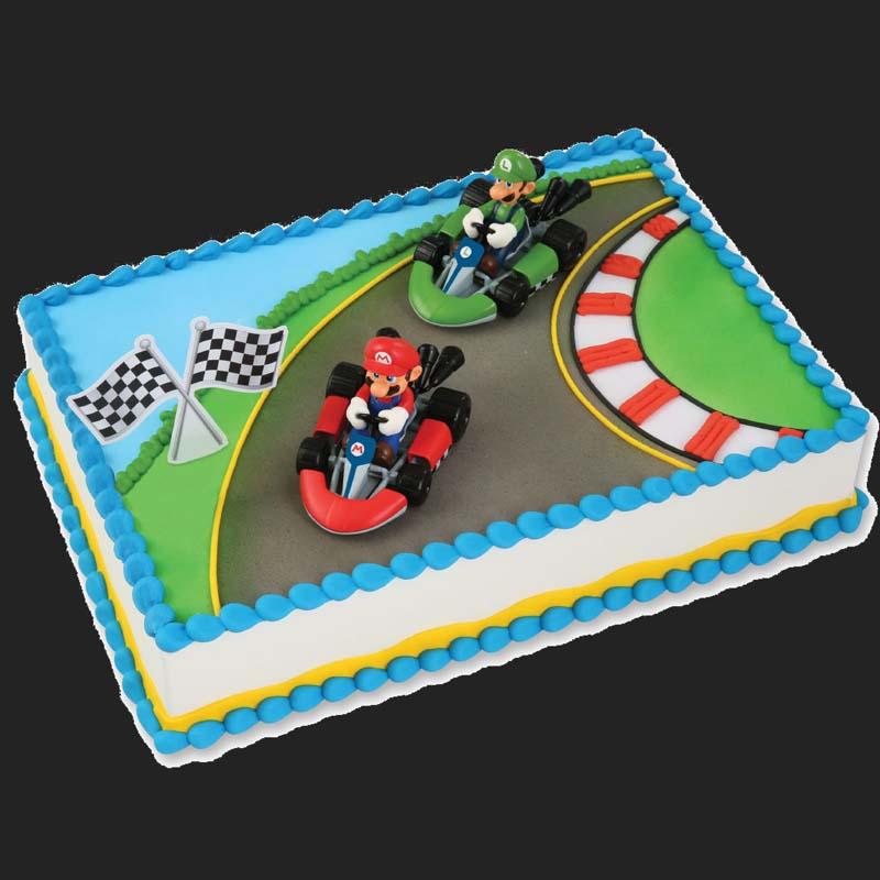 C 115 Mario Go Kart Amphora Bakery