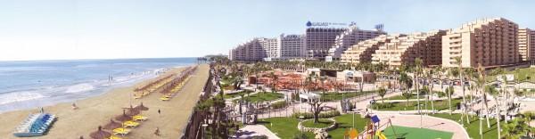 Tres días de Copa Davis  y playa en Marina d´Or