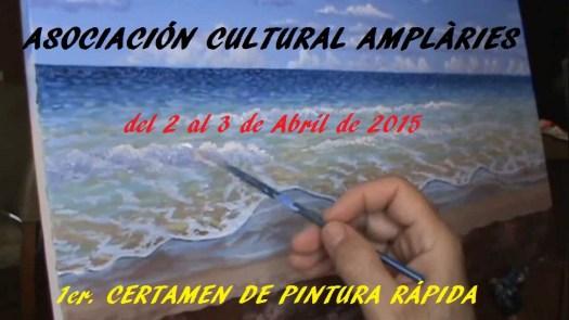 CONCURSO DE PINTURA AMPLARIES