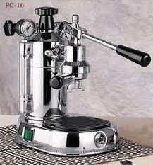 LAPAVONI PROFESSIONAL LEVER ESPRESSO MACHINE PC-16-High Quality Design