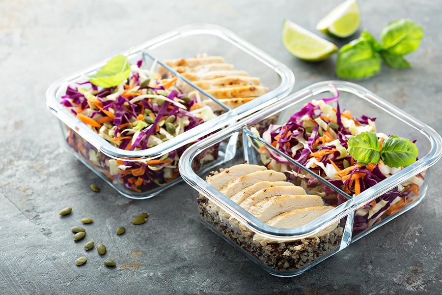 Meal Prepping for Beginners - Ampli