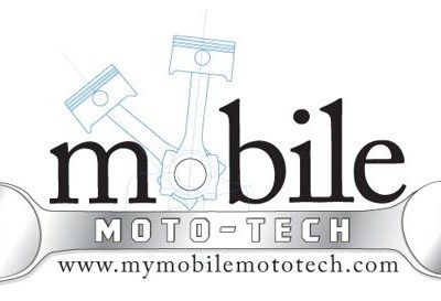 Mobile Moto-Tech Branding