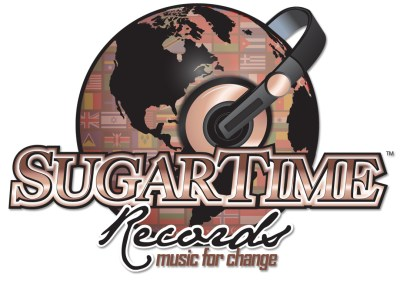 Sugartime Records Logo, Branding