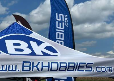 BK Hobbies Event Marketing