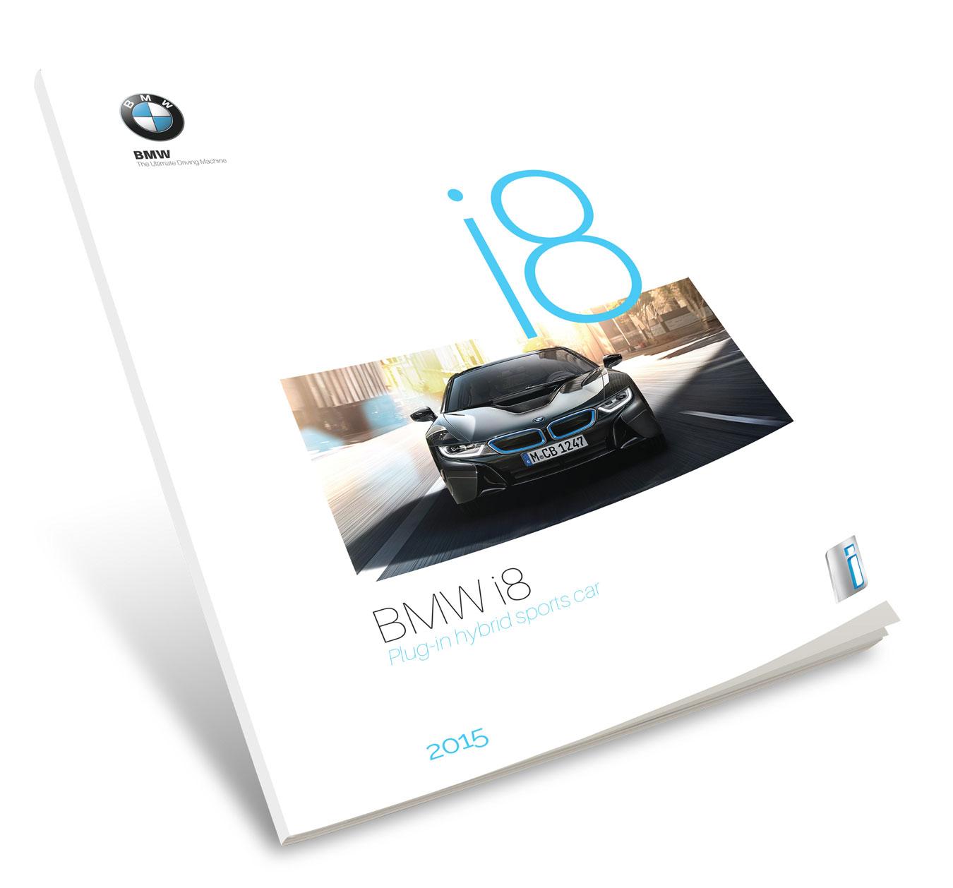 BMW i8 // conceito