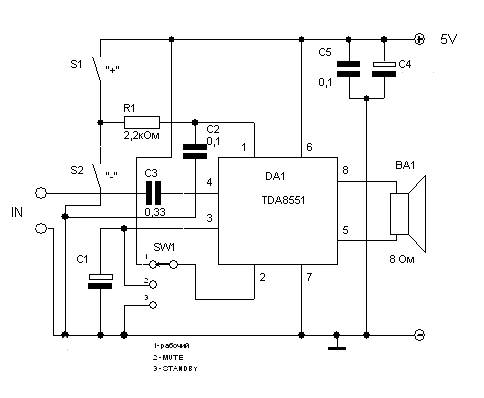 power amplifier archives page 15 of 16 amplifier circuit design14w Stereo Power Amplifier Circuit Based Tda8552 #6
