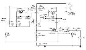 150 watt amplifier