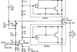Inexpensive 20 Watts Power Amplifier
