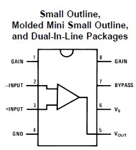 low voltage bridge audio amplifier amplifier circuit design