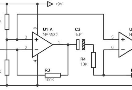 NE5532 Archives - Amplifier Circuit Design