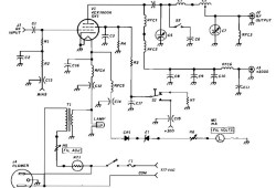 1500 Watt RF Amplifier Circuit