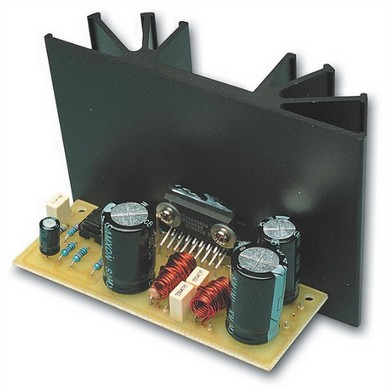 36 watt audio power amplifier based on tda1562q amplifier circuit