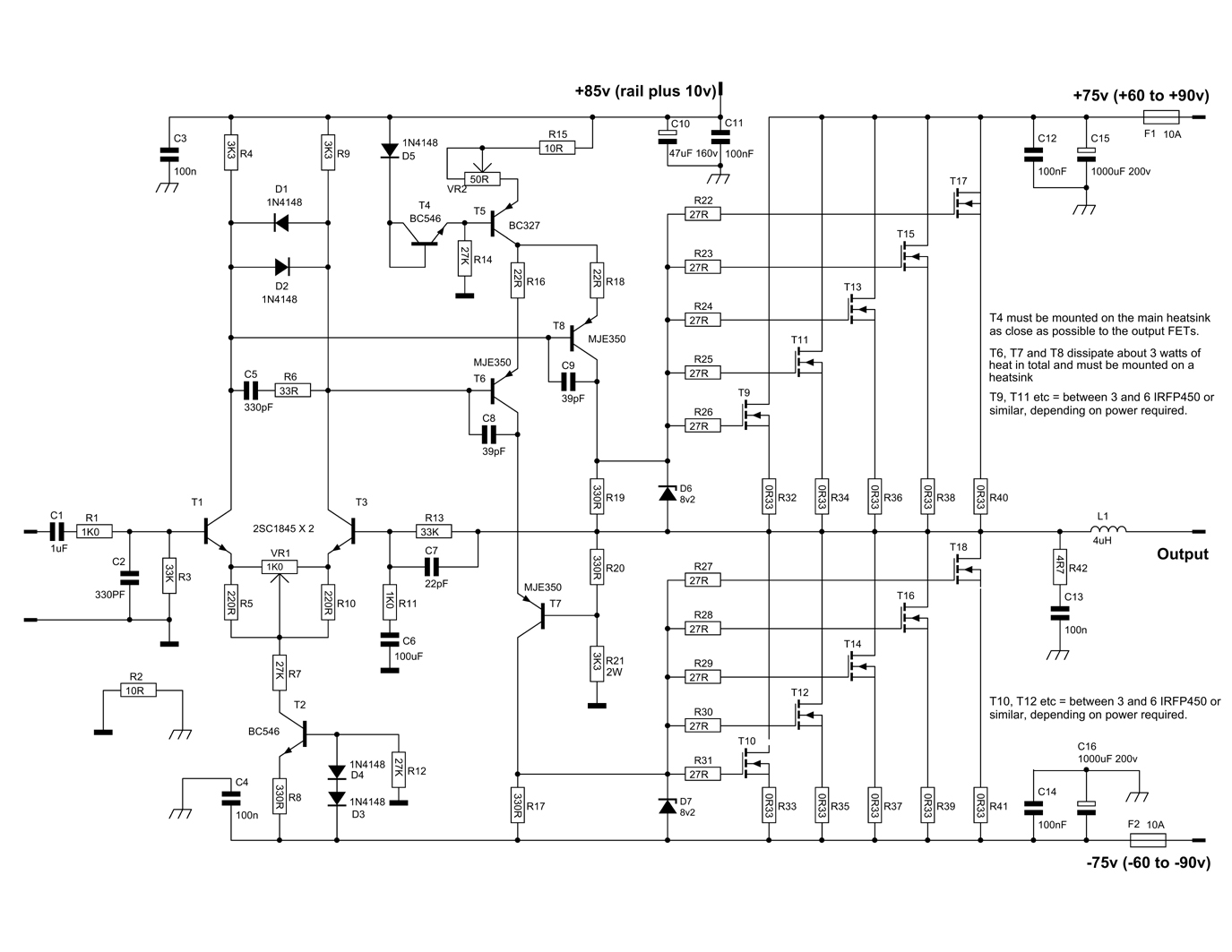 Mosfet Circuits