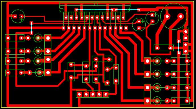150W Car Audio Amplifier PCB Design