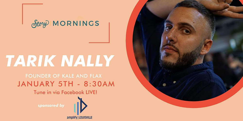 Story Mornings with Tarik Nally