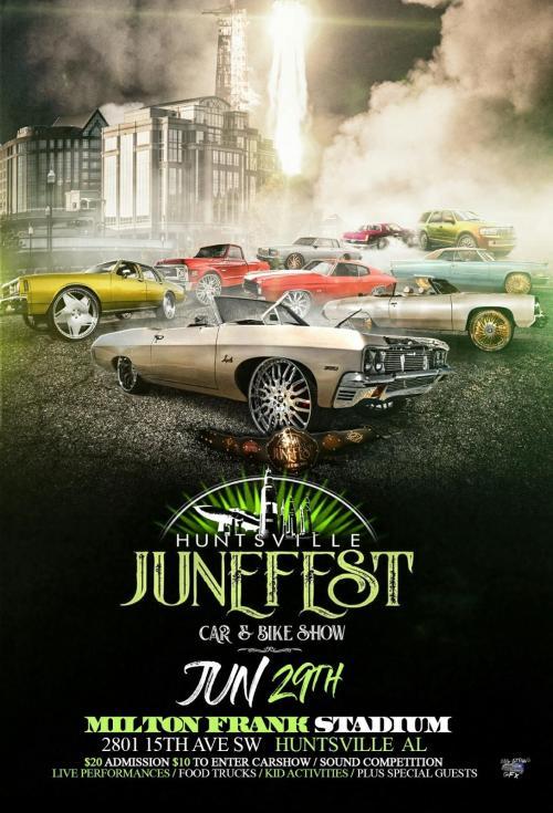 Junefest 2019 Flyer
