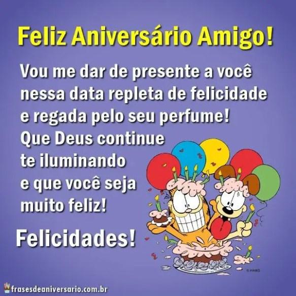 Imagens De Feliz Aniversário Para Whatsapp Com Mensagens E Frases
