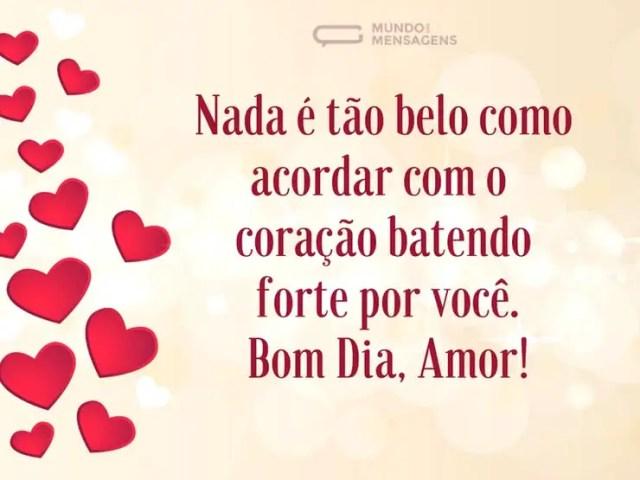 Tag Lindas Frases De Bom Dia Amor Para Celular