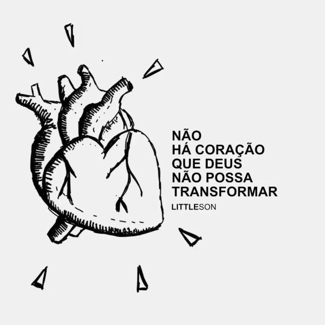 coração que confia