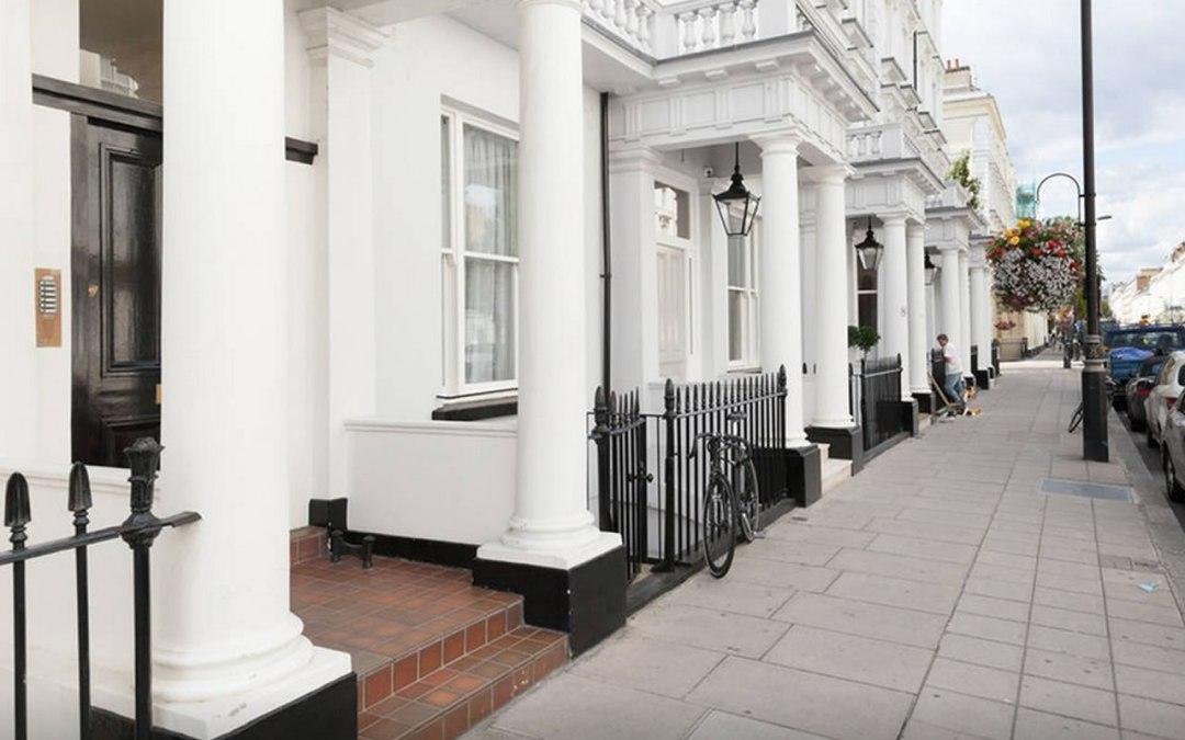 Pimlico Penthouse
