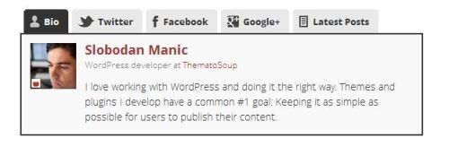 author-box best wordpress plugins