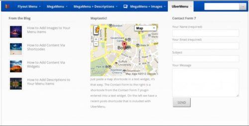 uber menu is best wordpress menu plugin