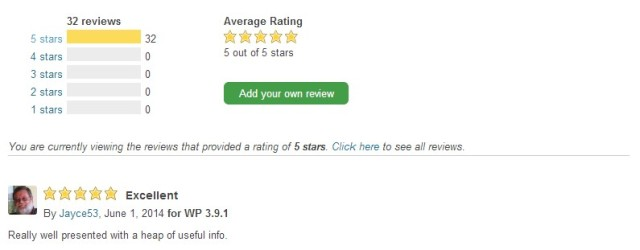 query monitor 5-stars