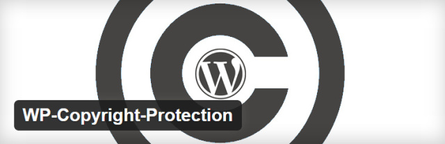 wp copyright protection