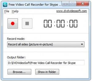 Como grabar conversaciones y llamadas de Skype