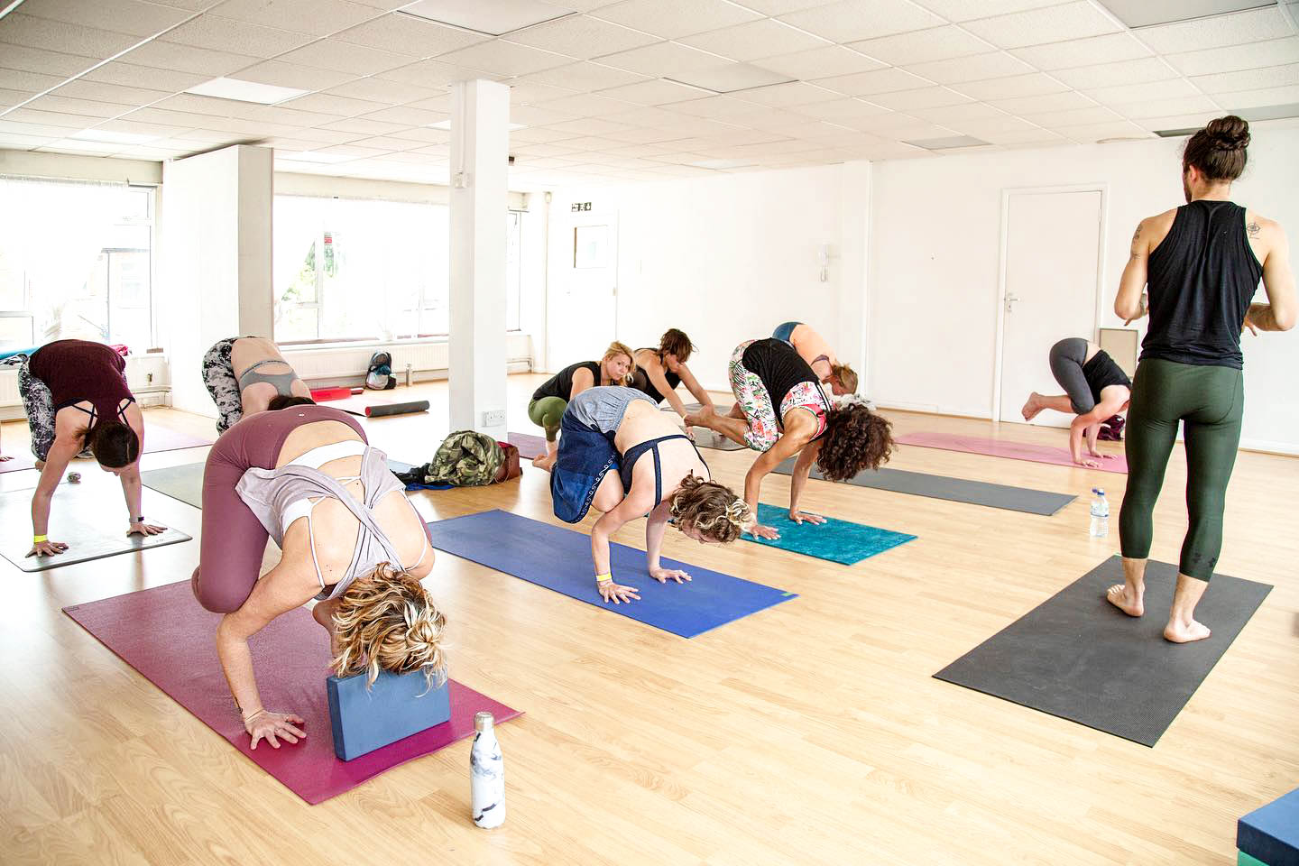 Arm Balance And Inversion Yoga Workshop In London In December