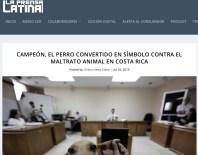 Campeón- La Prensa Latina EEUU