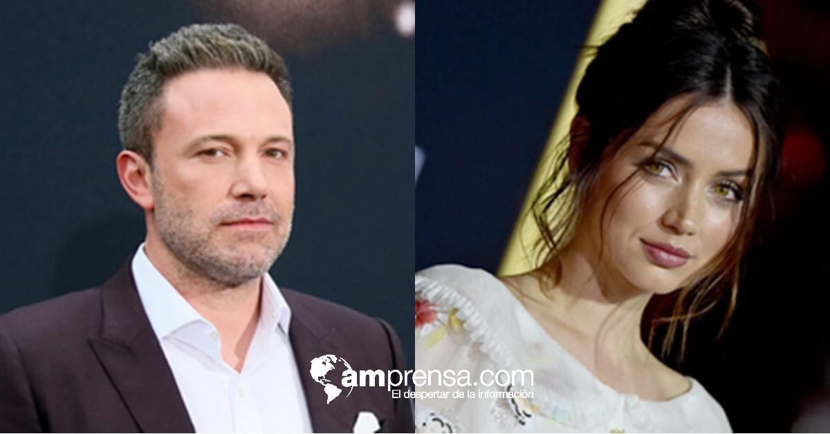 Ben Affleck y Ana de Armas, juntos en La Habana: ¿hay amor?