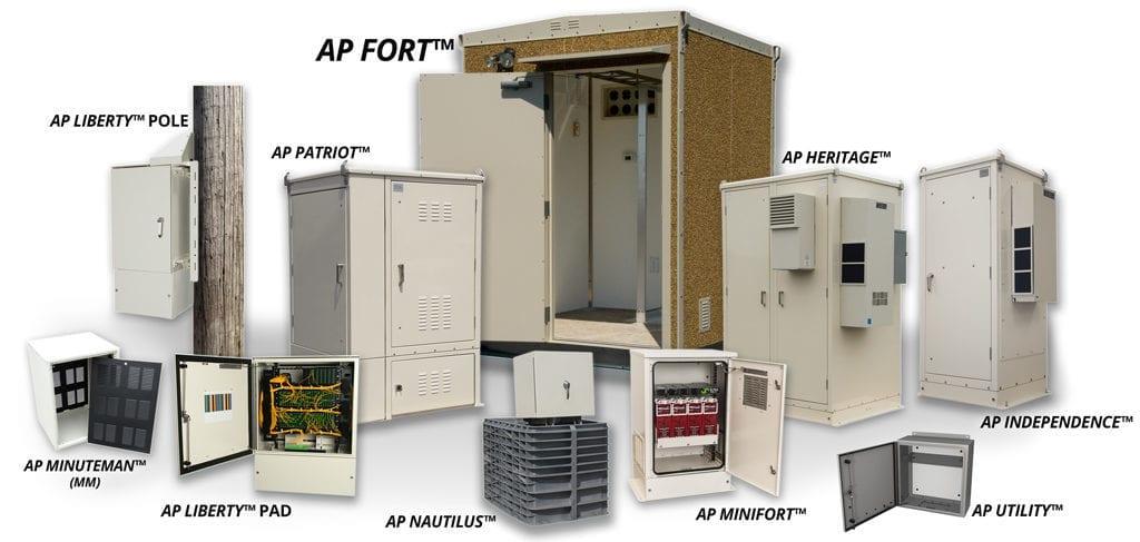 outdoor enclosures american products
