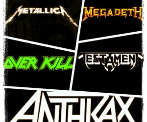 Top 5 80s Thrash Metal