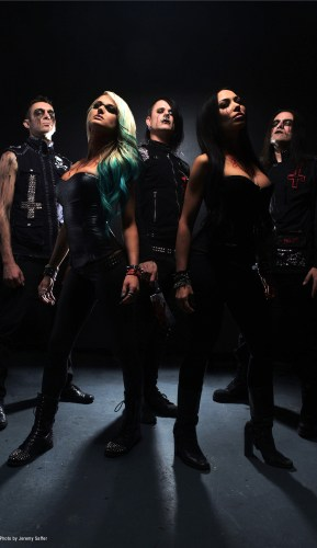 Butcher Babies will rock Gexa Energy Pavilion on August 4