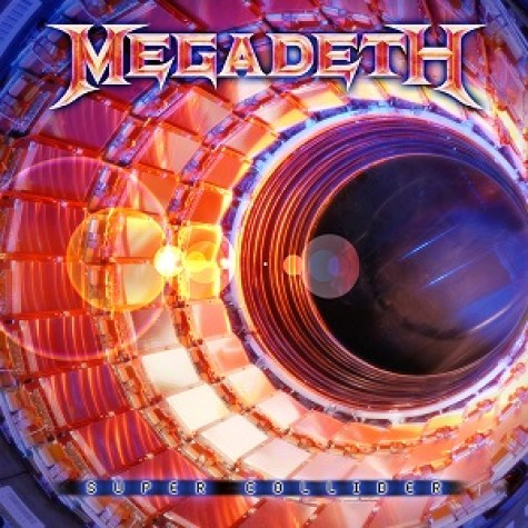 Megadeth -Super Collider