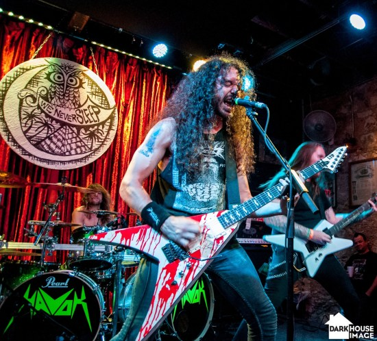 Havok - Dallas, TX -By Darkhouse Image | Amps and Green Screens