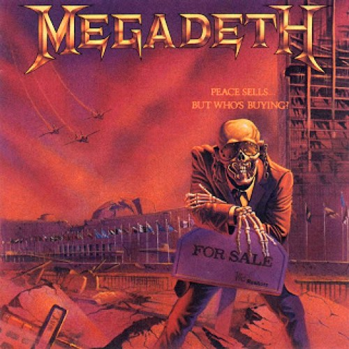 Megadeth - Peace Sells... But Who's Buying? | Classic Albums: Amps and Green Screens