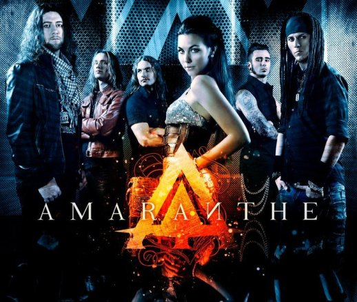 Amaranthe - Interview with Jake E. | Amps and Green Screens