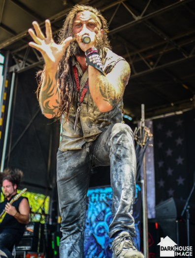 Thrown into Exhile Rockstar Mayhem Festival 2013 Gexa Energy Pavilion Dallas, TX -By Darkhouse Image-3
