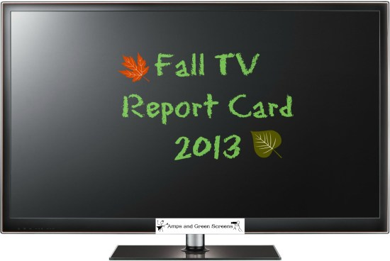 Fall TV Report Card 2013