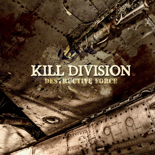 Kill-Division-Destructive-Force-album-cover