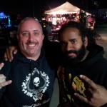 Hanging With Hiran From Battlecross at South By So What?!?