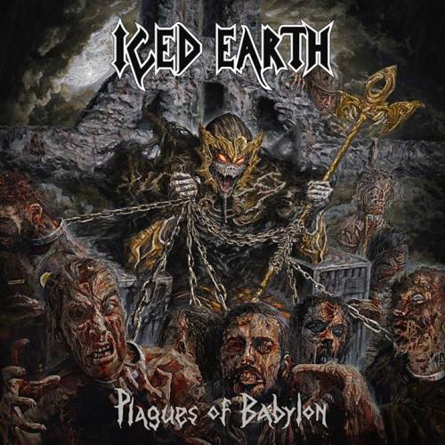 ICED EARTH 2013 COVER