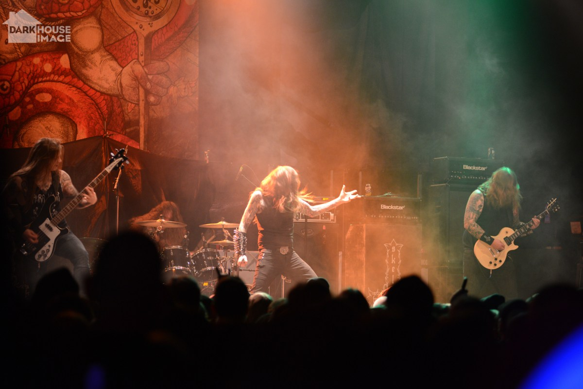Amon Amarth And Skeletonwitch Pillage And Plunder House Of Blues Dallas: 1/21/14