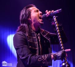 Pop Evil @ HOB Dallas - Darkhouse Image 2014-2 || AMPS AND GREEN SCREENS