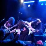 Exmortus Deliver An Action-Packed Set At Trees Dallas – 2/25/14
