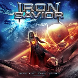 IRON SAVIOR COVER